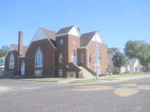 Ellis United Methodist Main